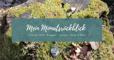 Beitragsbild Monatsrückblick Februar