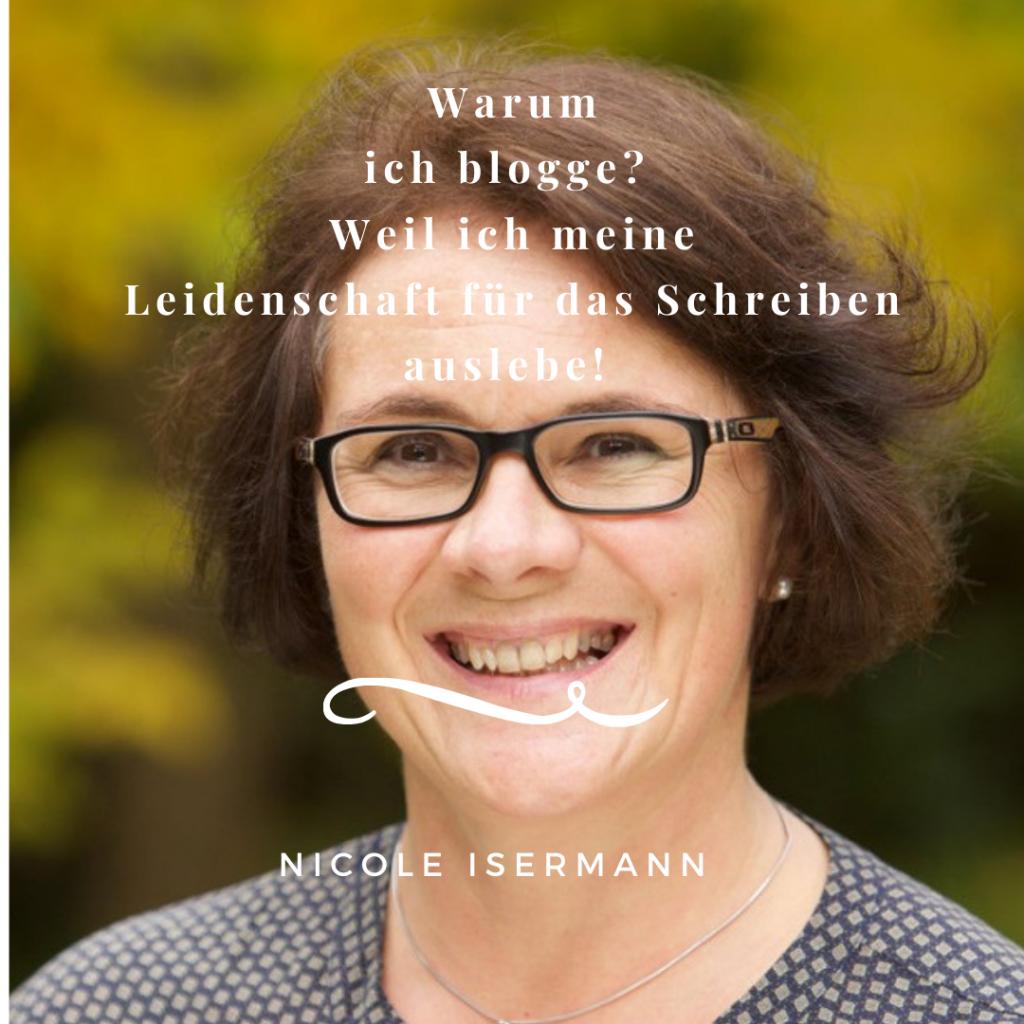 Elfchen - Warum ich blogge