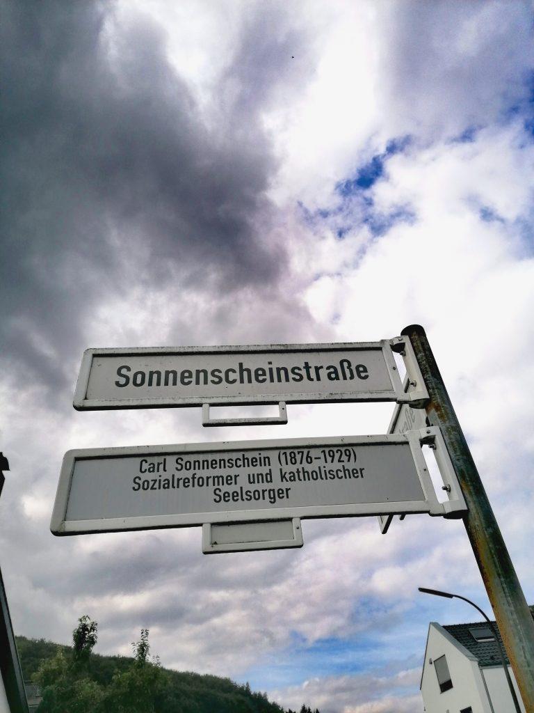 Sonnenscheinstraße