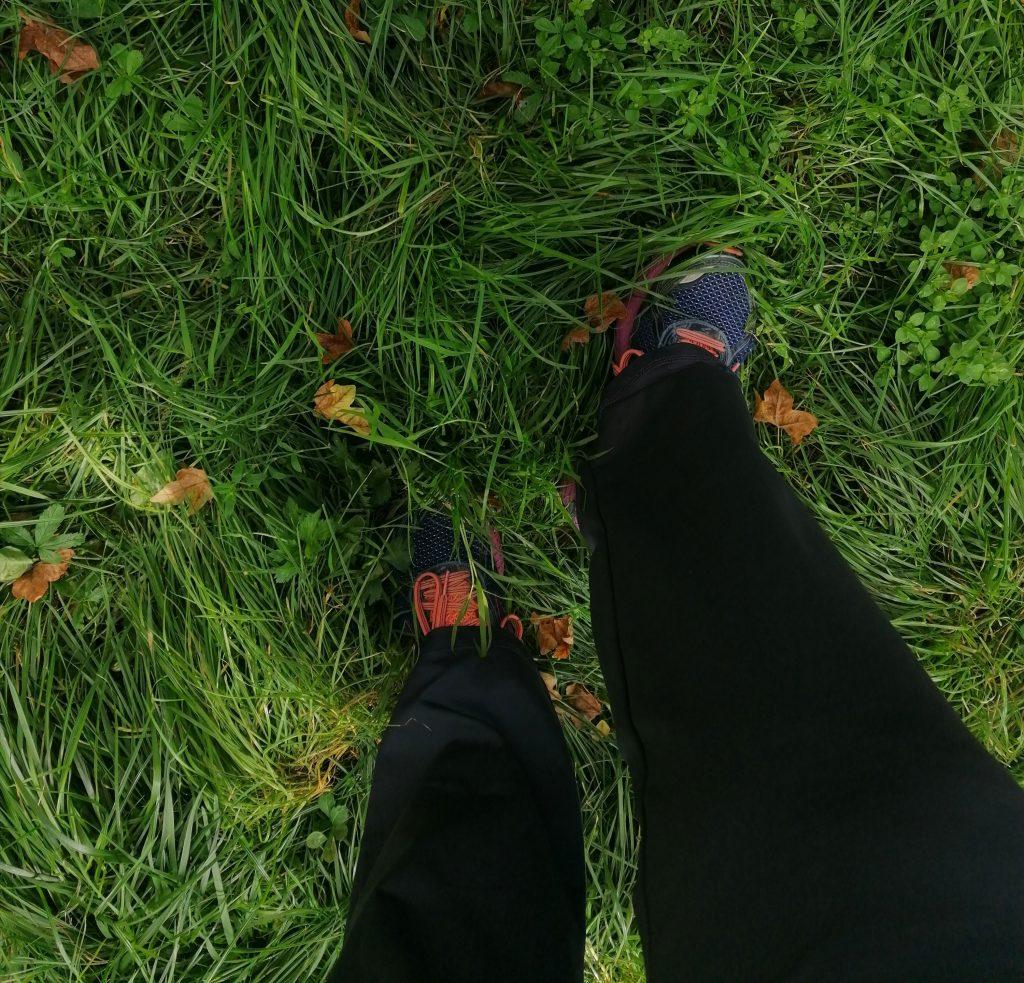 Auf zum Walken